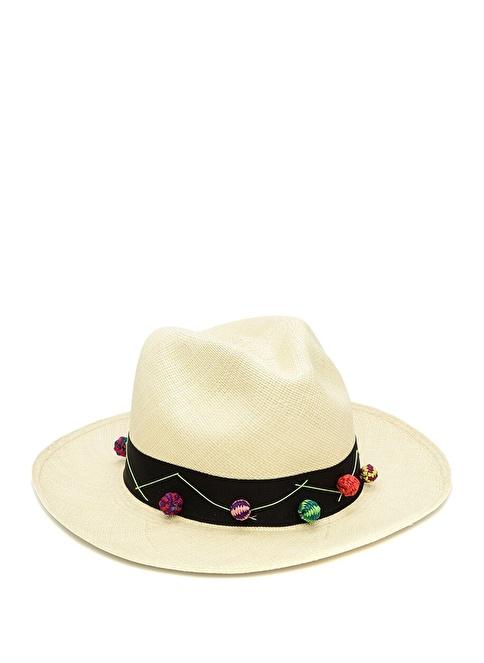 Valdez Panama Hats Şapka Beyaz